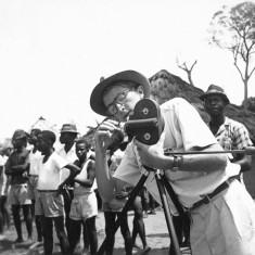 1953 tournage Fete chez Hamba